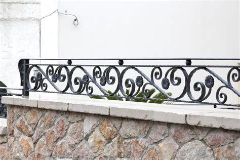 ringhiera in ferro battuto per esterno catalogo di ringhiere in ferro battuto a ruffano lecce