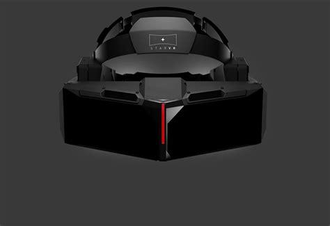 Headset Vr Infiniteye 210 Degree Vr Headset Reborn As Starvr With 5k Display Road To Vr