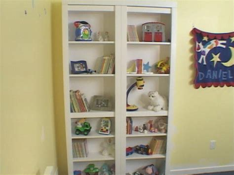 how to assemble a bookcase door how tos diy
