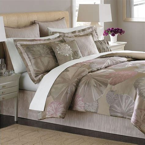 martha stewart bed in a bag martha stewart echo pond 8 piece cal king comforter bed in a bag set new ebay