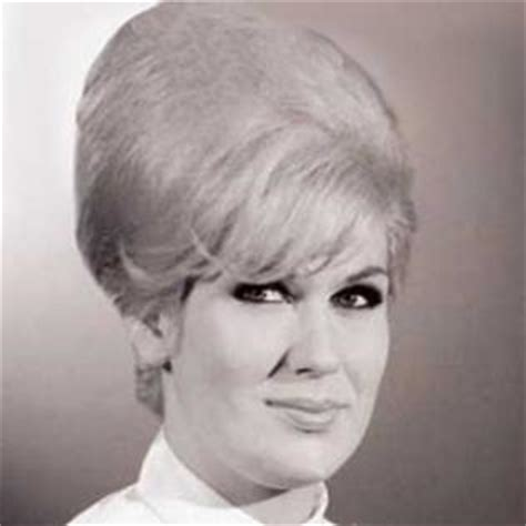 bouffant hairdo stories dusty springfield since you went away