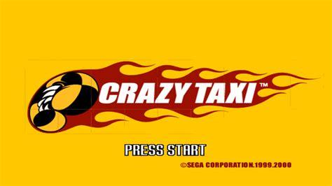 emuparadise rar crazy taxi iso