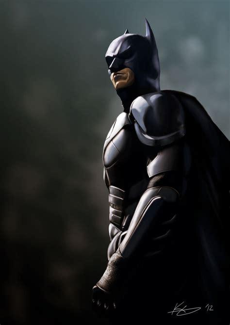 painting batman deviantart more like batman painting by resvocoder