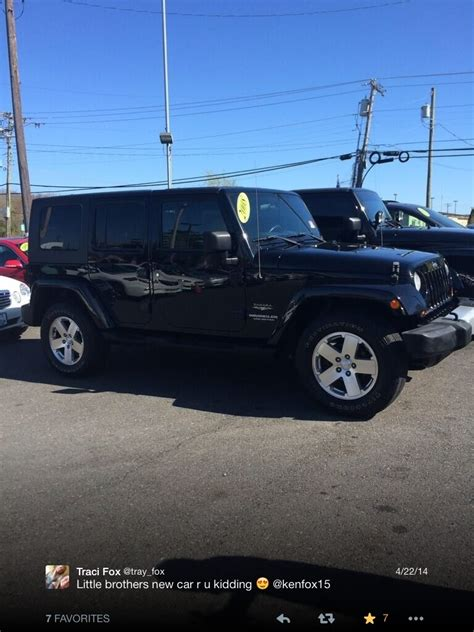 2014 Jeep Wrangler Unlimited Tire Size Jeep Wrangler Unlimited Questions What S The