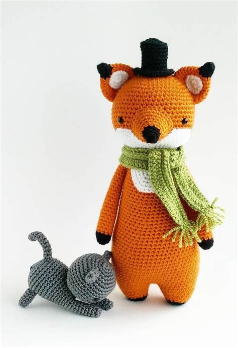 Sepre Motiif Mr Cat 970 best images about crochet puppets animals dolls on free pattern amigurumi