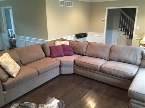 really big couch letgo very big sectional sofa in bel air md