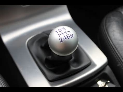 project  episode  shift knob youtube