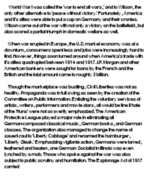brief introduction to ww1 world war 1 essays on friendship why not buy custom hq essays