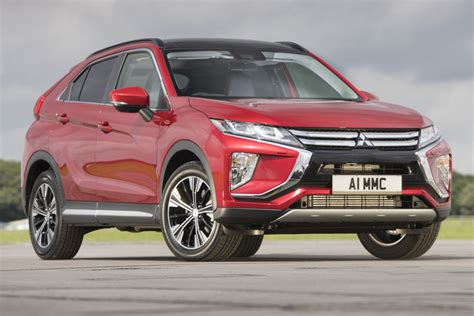 mitsubishi eclipse 2017 mitsubishi eclipse cross review auto express