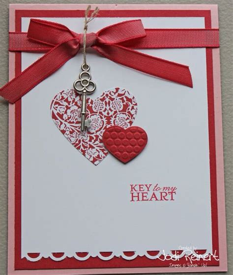 Valentines Cards Handmade - 50 amazing ideas for handmade cards palosini