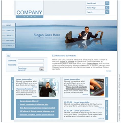 basic business website template free website templates free web templates free web site templates free web layouts tri