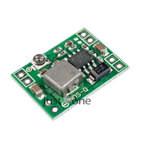Module Dc Dc Step Buck Converter 2a Lm2596 Dengan Led Display 1pcs mini 3a lm2596 power module dc dc buck converter step module lm2596 jpg