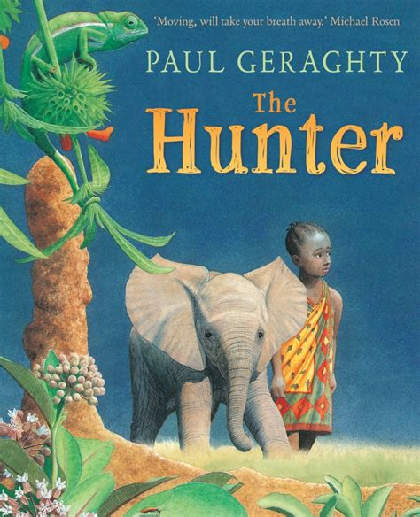 Image result for the hunter paul geraghty