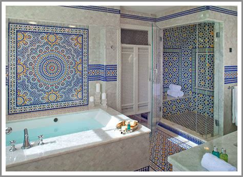 moroccan themed bathroom moroccan style bathroom in cape cod massachusetts
