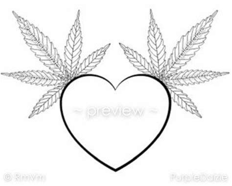 weed leaf coloring page cannabis leaf cannabis and medical on pinterest