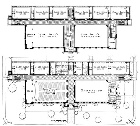 District 5 Schoolhouse Floor Plan - south mountain school south orange n j 187 betelle