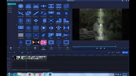 tutorial video editor wondershare wondershare video editor 5 1 1 12 full version working