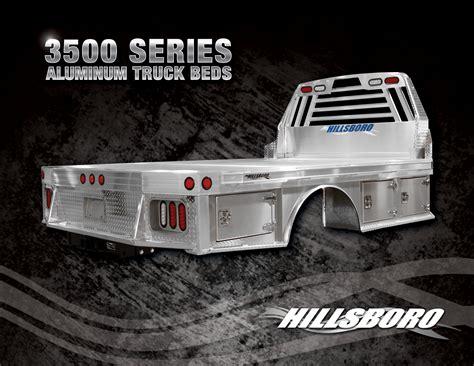 aluminum truck bed 3500 series aluminum truck beds hillsboro trailers and