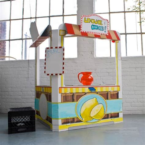 stand ideas build a playhouses lemonade stand or winner s choice giveaway ends 4 18 wishing