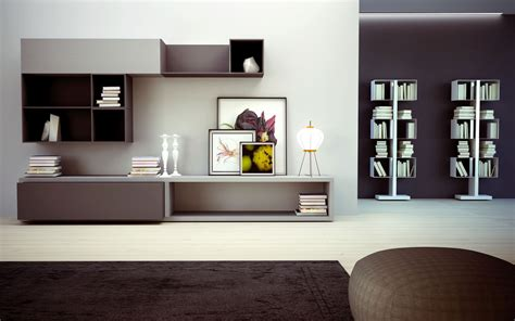 modern living room cabinets modern house
