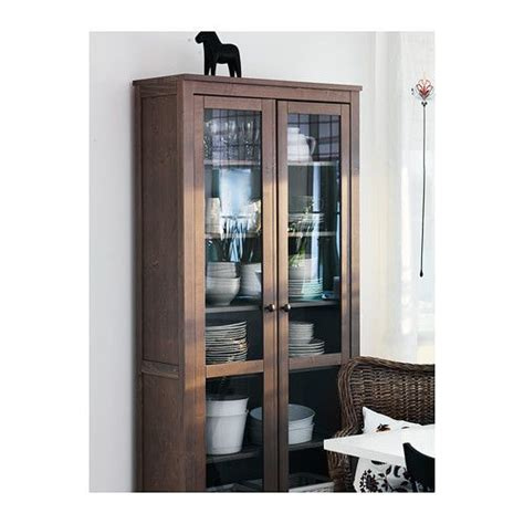 ikea hemnes glass door cabinet hemnes glass door cabinet from ikea to hold arts and craft