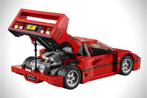 Lego Ferrari by Lego Creator Ferrari F40 Hiconsumption