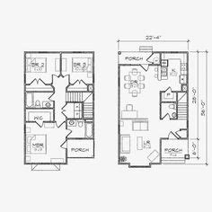 narrow kitchen floor plans narrow lot floor plans floor inc plannarrow lot house