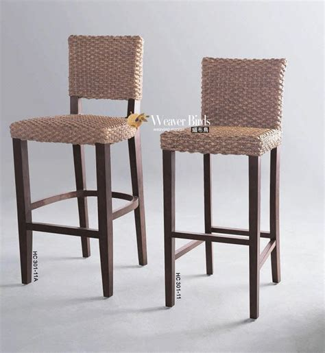 Rattan Stools Furniture by Weaver Rattan Furniture Wicker Chair Bar Stool High