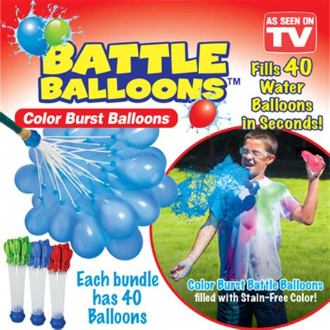 color water balloons color burst battle balloons best way to fill water balloons