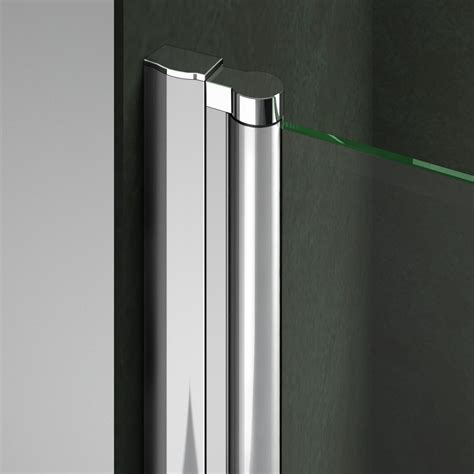 Frameless Glass Shower Door Hinges Frameless Frame Shower Enclosure Pivot Door Hinges Cubicle Glass Screen Bathroom Ebay