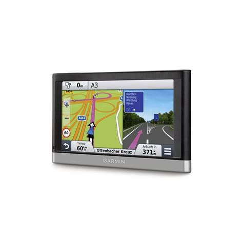 free gps maps garmin nuvi 2598lmt d 5 quot sat nav with uk and europe