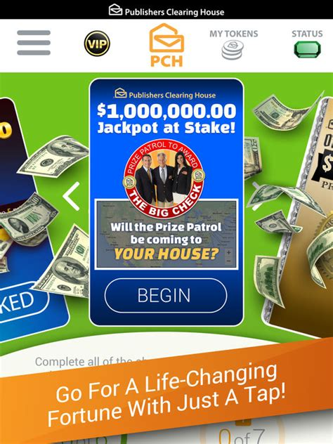 Pch Sweepstakes Games And More - the pch app cash prizes sweepstakes mini games by publishers clearing house