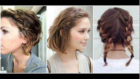 foto de peinado con pelo mediano peinados para cabello corto i imagenes i youtube