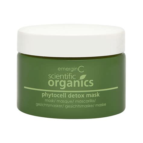 True Organics Detox Mask by Detox Usa