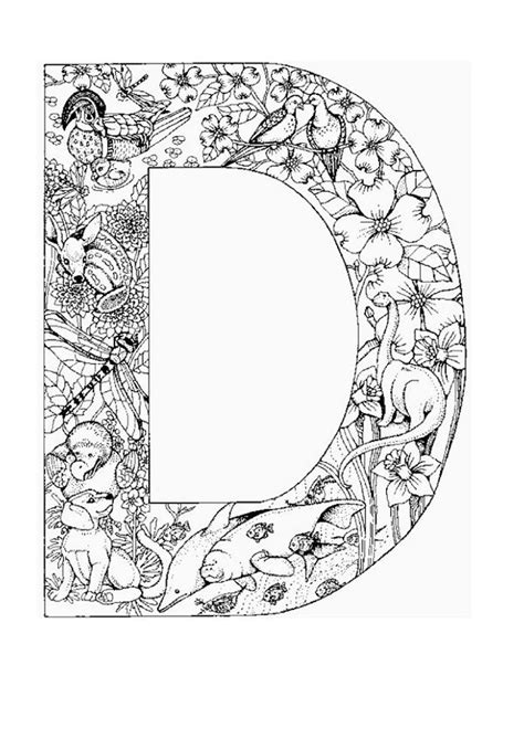 lettere d da copiare coloriage 224 imprimer animaux num 233 ro 400888
