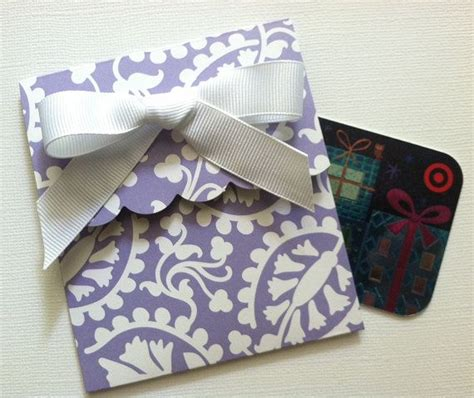 Thank You Gift Card Holders - 17 best images about money holder cards on pinterest gift card holders idaho and