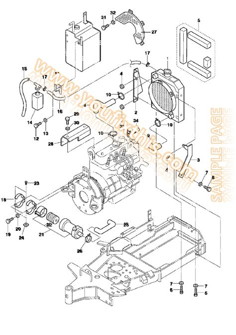 bobcat  parts manual excavator youfixthis
