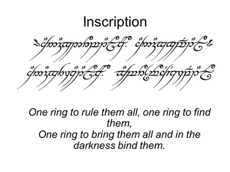 one rule the history of the one ring ppt video online download
