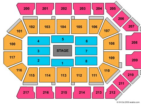 Rabobank Arena Box Office by Disney On Tickets Seating Chart Rabobank Arena