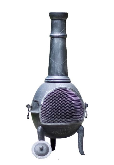 chiminea cooking grate best 20 large chiminea ideas on metal water