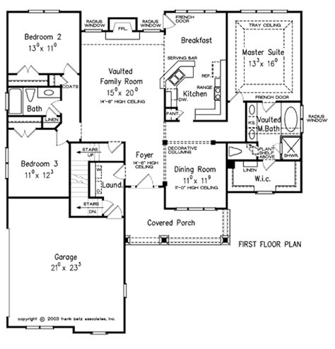 frank betz floor plans oxnard home plans and house plans by frank betz associates