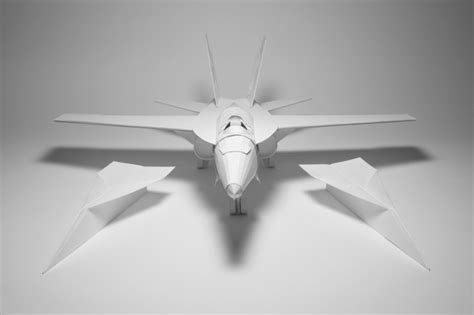 Paper Craft Aeroplane - 120 epic paper craft