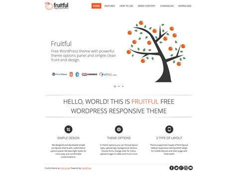 wordpress theme different page layout theme directory free wordpress themes