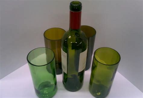 cortar botella de vidrio como hacer un vaso con una botella de c 243 mo cortar una botella de vidrio con un hilo para hacer
