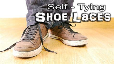 self tying shoe lace trick common sense evaluation