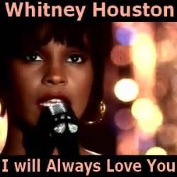 Buku Houston I Will Always You houston i will always you acordes d canciones