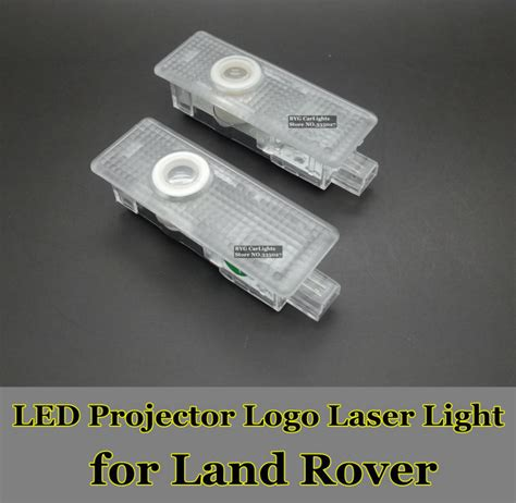 Projector Range Rover Evoque Led Car Door Welcome Projector Logo Laser Shadow Light For
