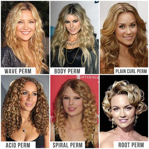 curly perm vs spiral perm hair 101 to perm or not to perm le paper doll