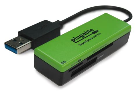 Usb Card Reader plugable usb 3 0 flash memory card reader plugable