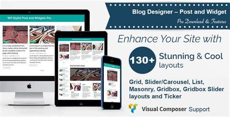 wordpress widget gridlayout blog grid layout wordpress plugin pluginspress com